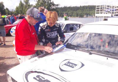 68 competitors to Lahti Historic Rally, 85 competitors to Lammi-ralli