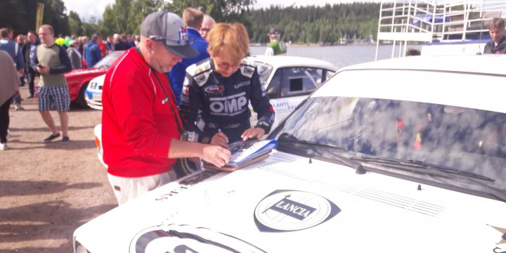 68 competitors to Lahti Historic Rally, 85 competitors to Lammi-ralli